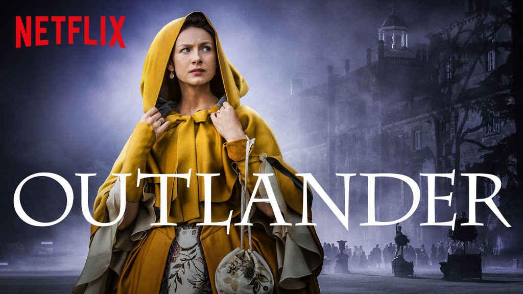netflix Outlander