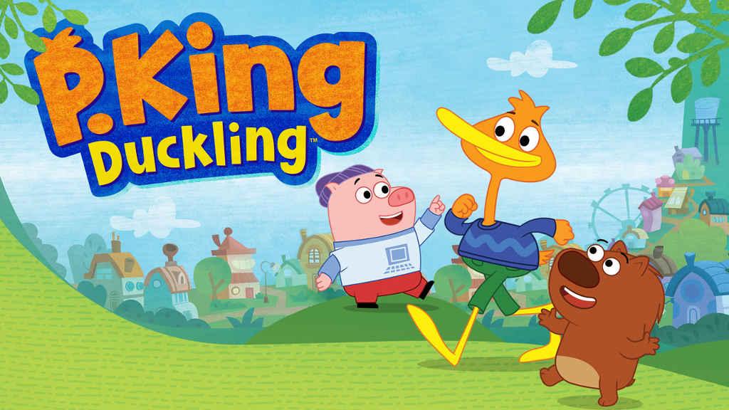 netflix P King Duckling S1