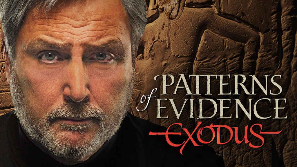 netflix Patterns of Evidence Exodus