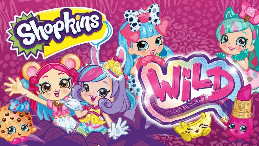 netflix Shopkins Wild