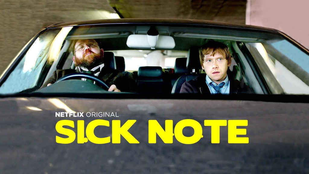 netflix Sick Note S1 S2