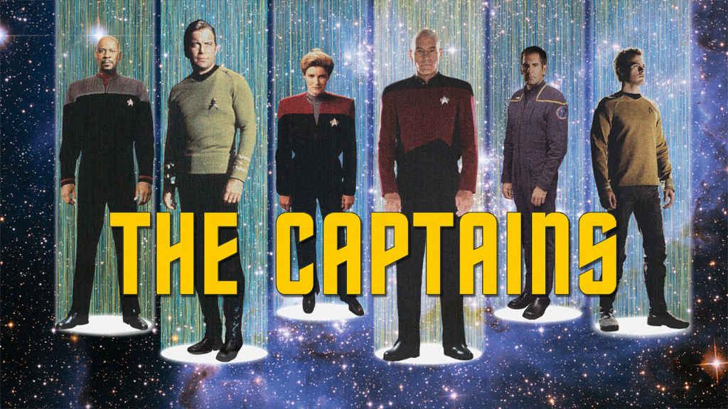 netflix The Captains