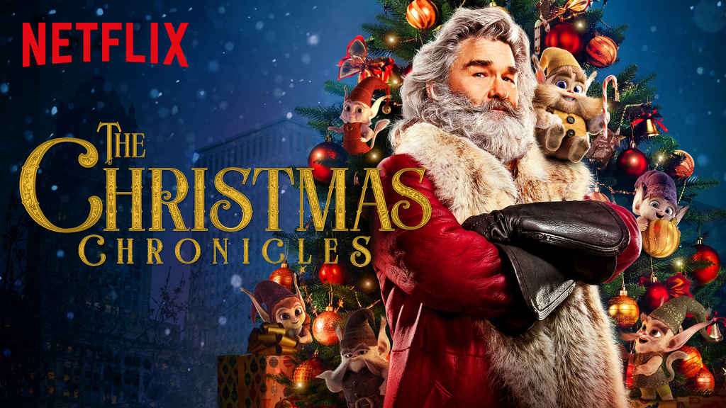 netflix The Christmas Chronicles