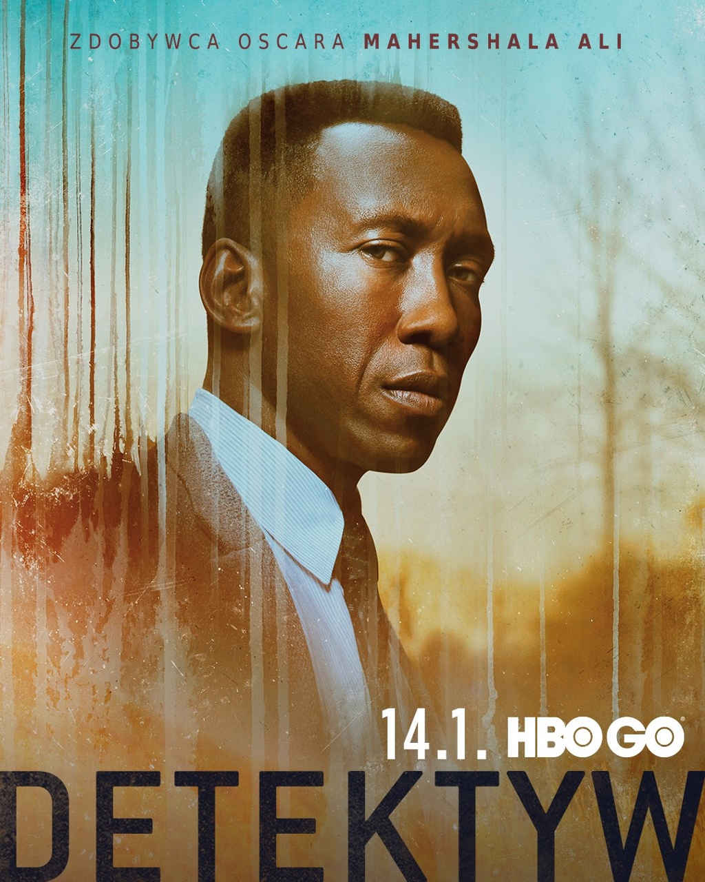 HBO GO Detektyw III plakat