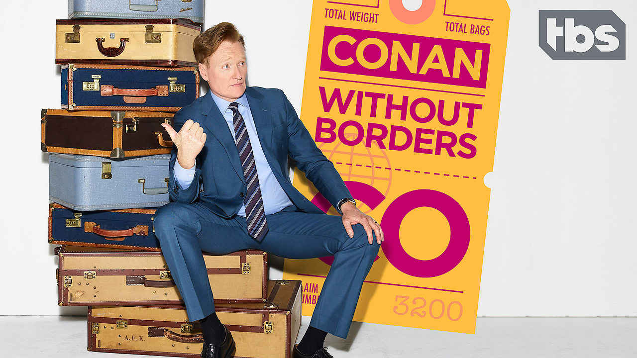 netflix Conan Without Borders S1