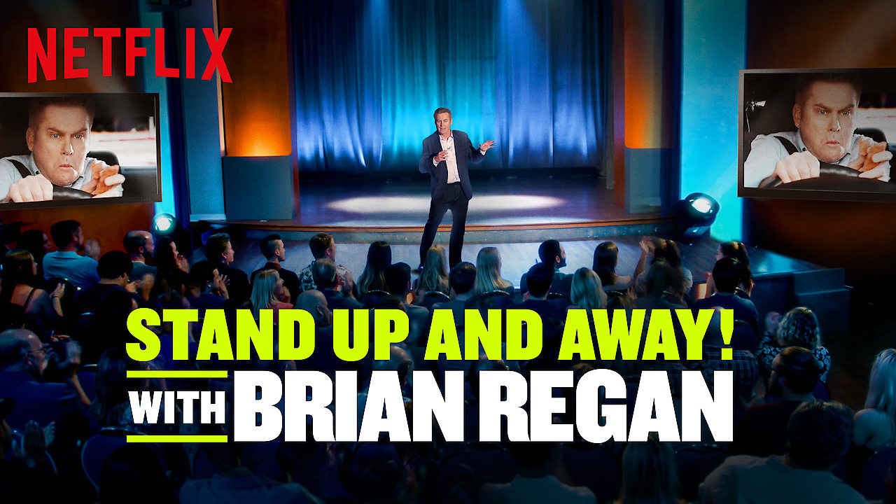 netflix Stand Up and Away with Brian Regan S1