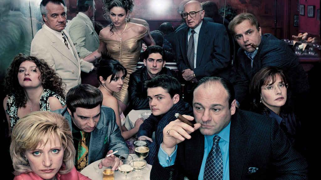 HBO Rodzina Soprano IV