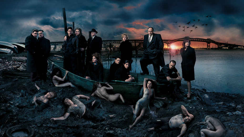 HBO Rodzina Soprano V