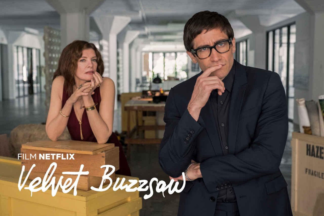 Netflix Velvet-Buzzsaw