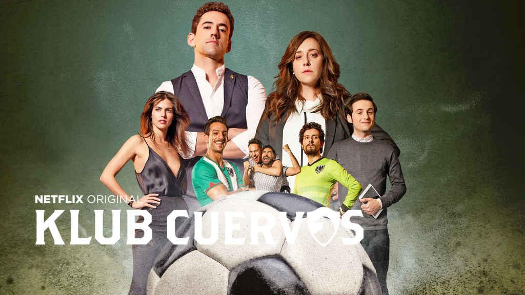 netflix Club de Cuervos S4