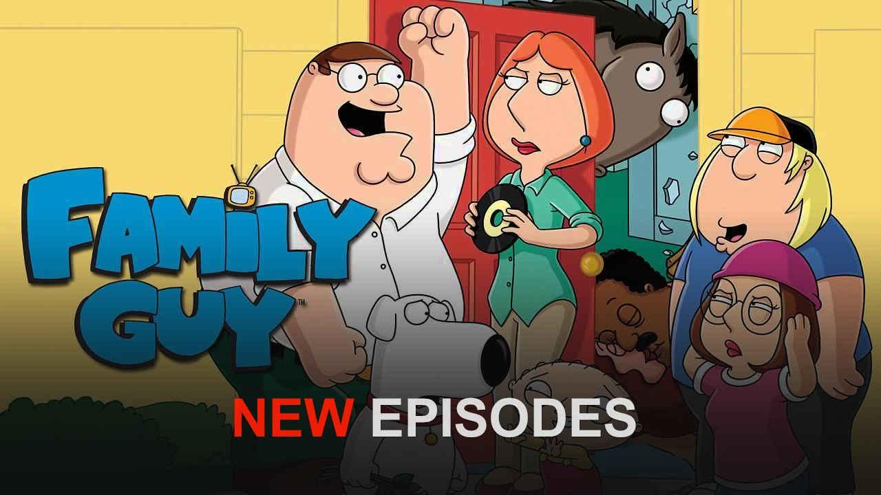 netflix Family Guy