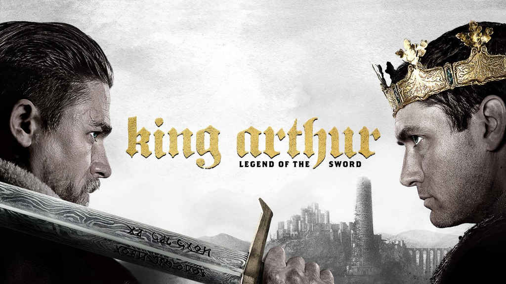 netflix King Arthur Legend of the Sword