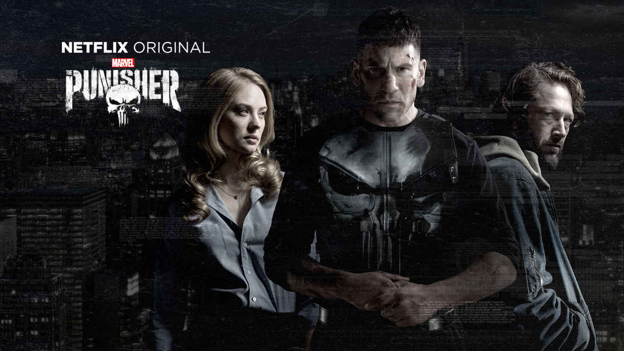 netflix Marvel The Punisher S2