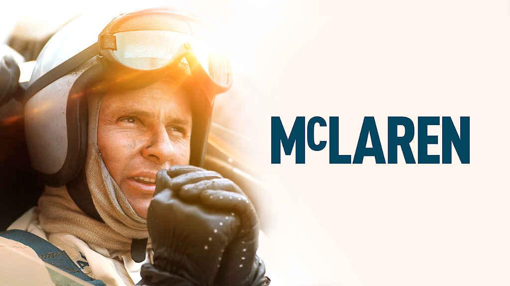 netflix McLaren