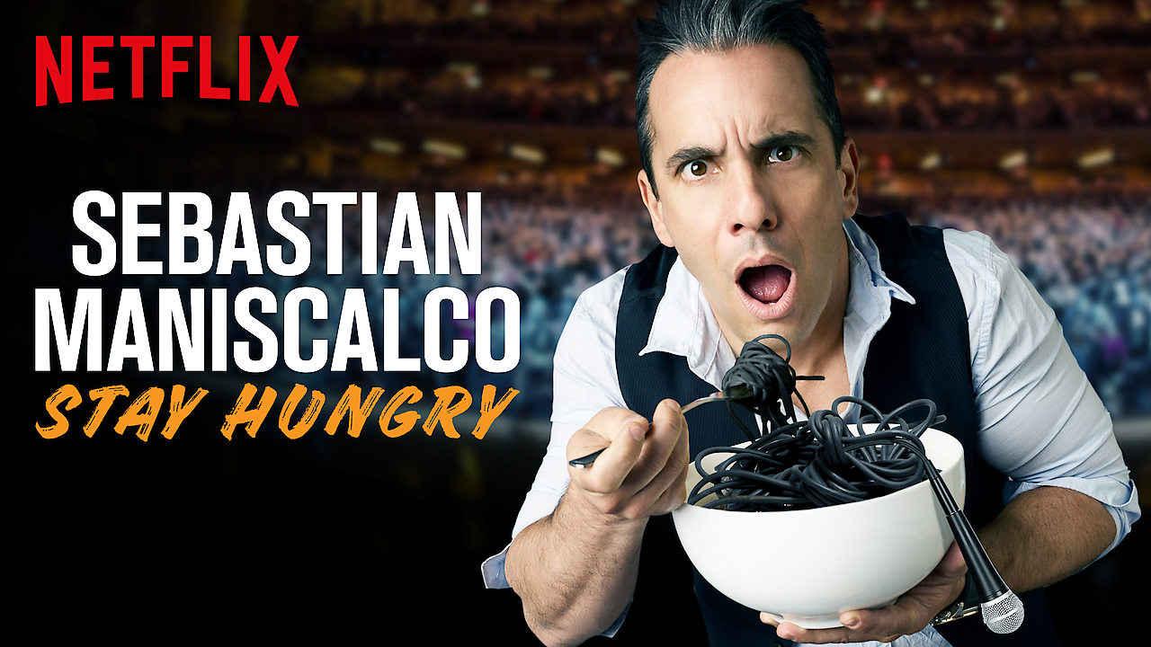 netflix Sebastian Maniscalco Stay Hungry
