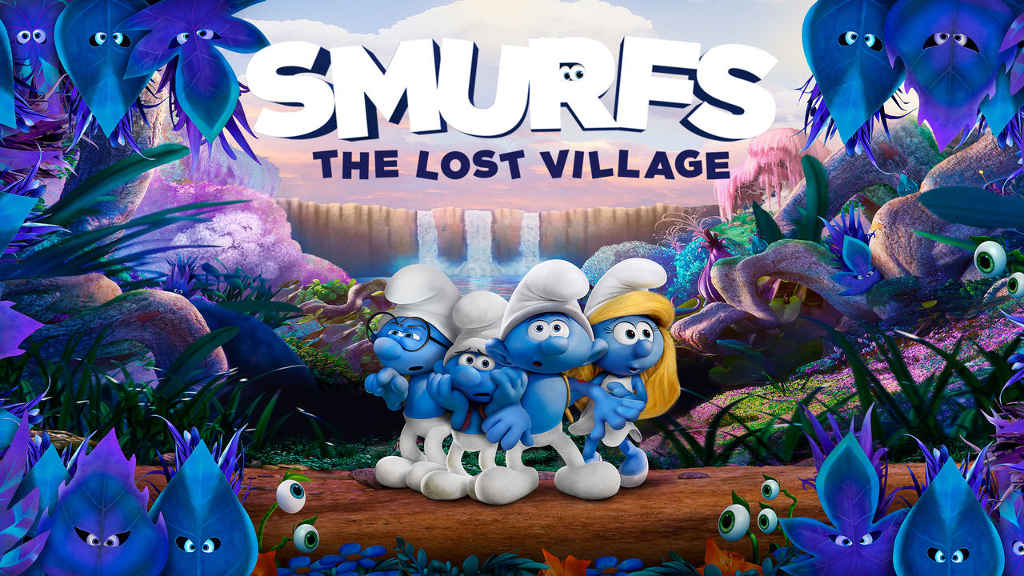 netflix Smurfs The Lost Village