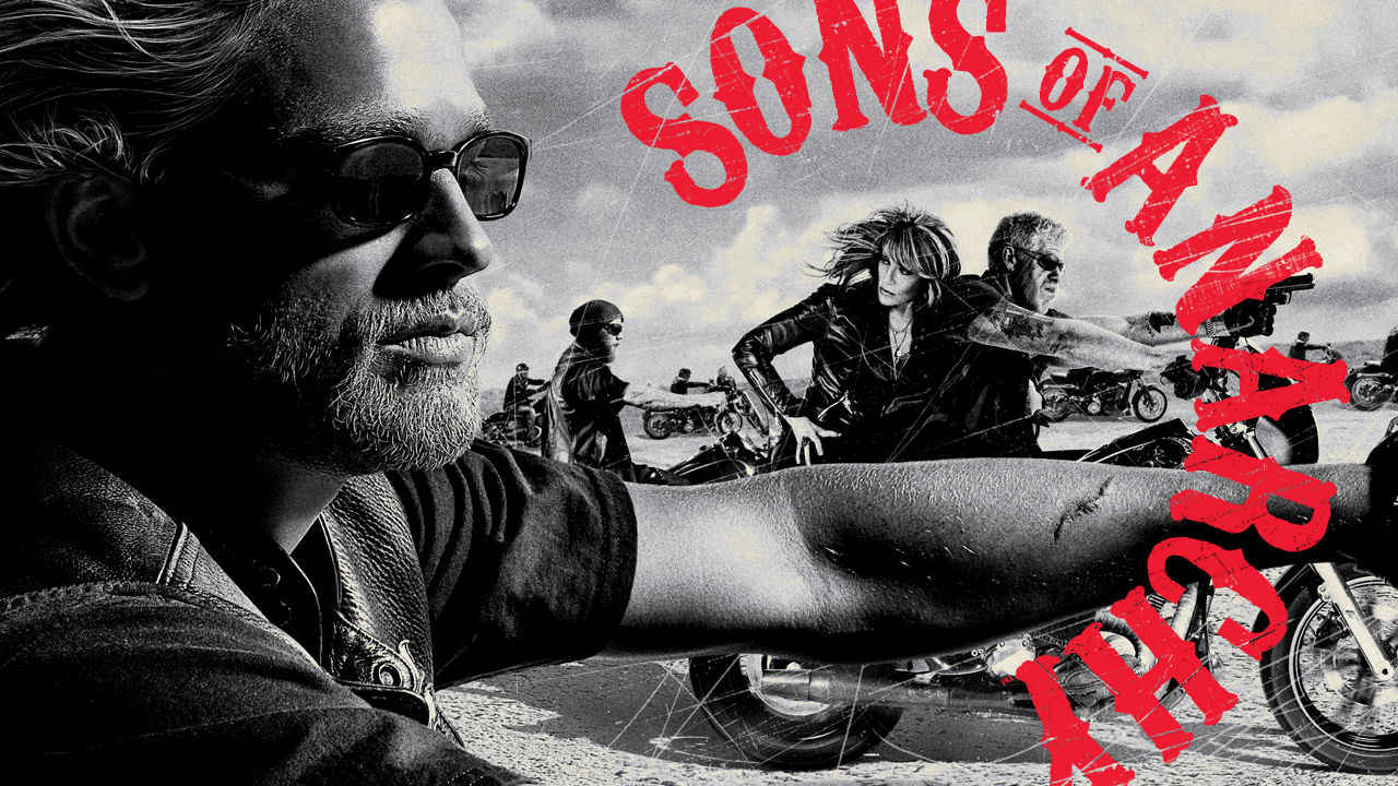 netflix Sons of Anarchy