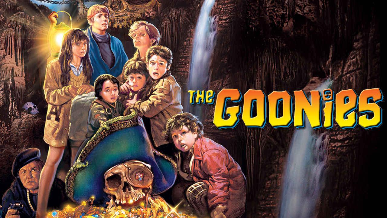 netflix The Goonies