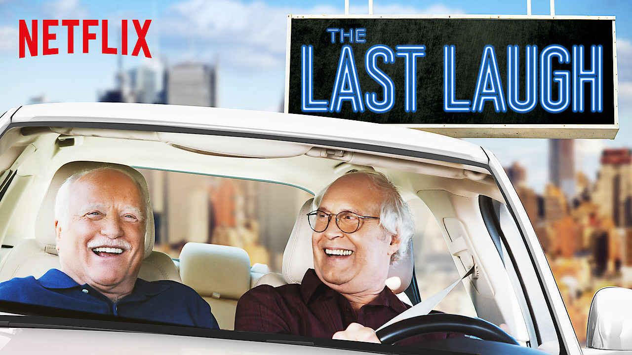 netflix The Last Laugh