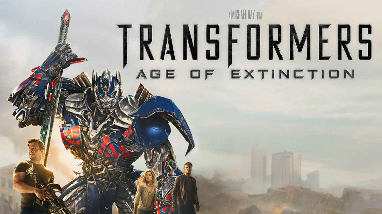 netflix Transformers Age of Extinction