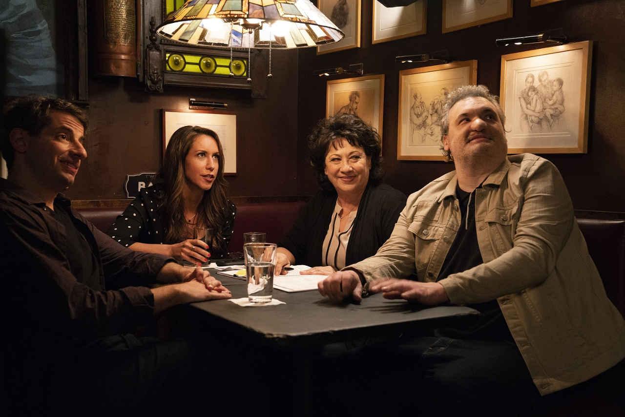 serial HBO Na wylocie, sezon 3