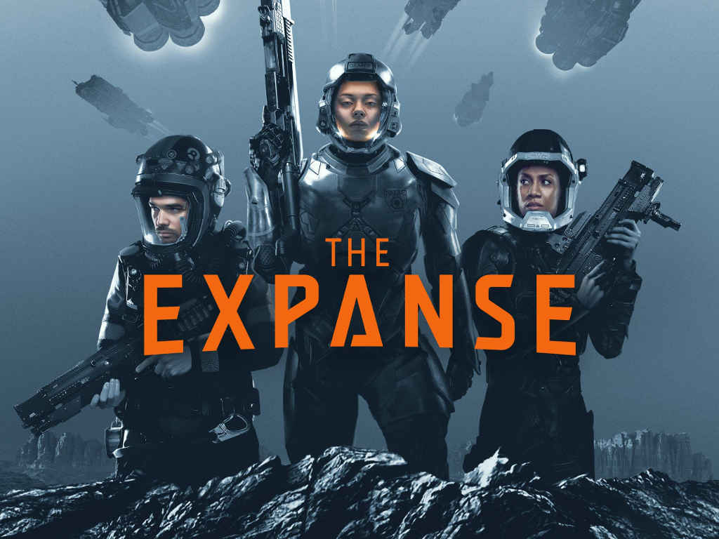 Amazon Prime Video The Expanse S3