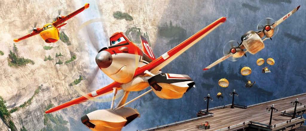 HBO GO Samoloty 2