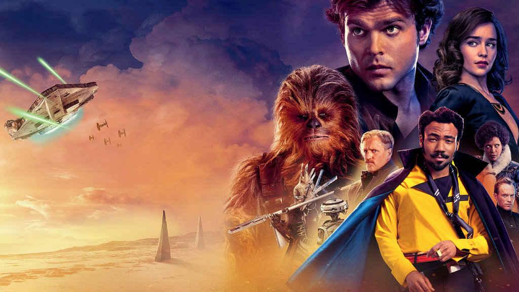 HBO GO Han Solo Gwiezdne wojny - historie