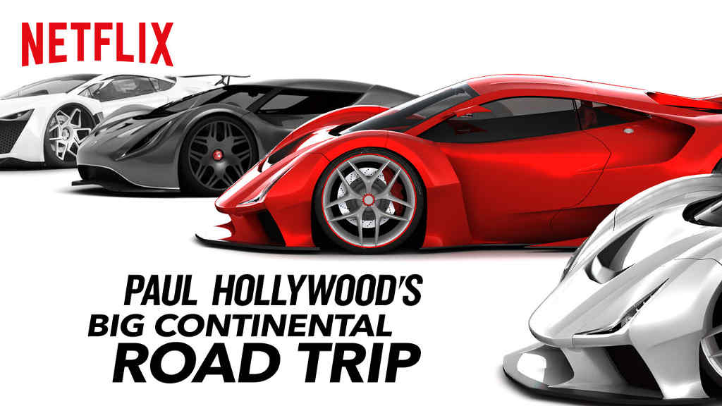 Netflix Paul Hollywoods Big Continental Road Trip S1