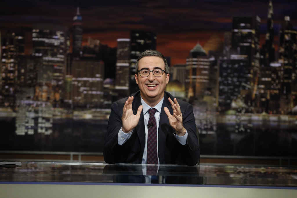 HBO Last Week Tonight with John Oliver Ep 519 Characters: John Oliver- himself