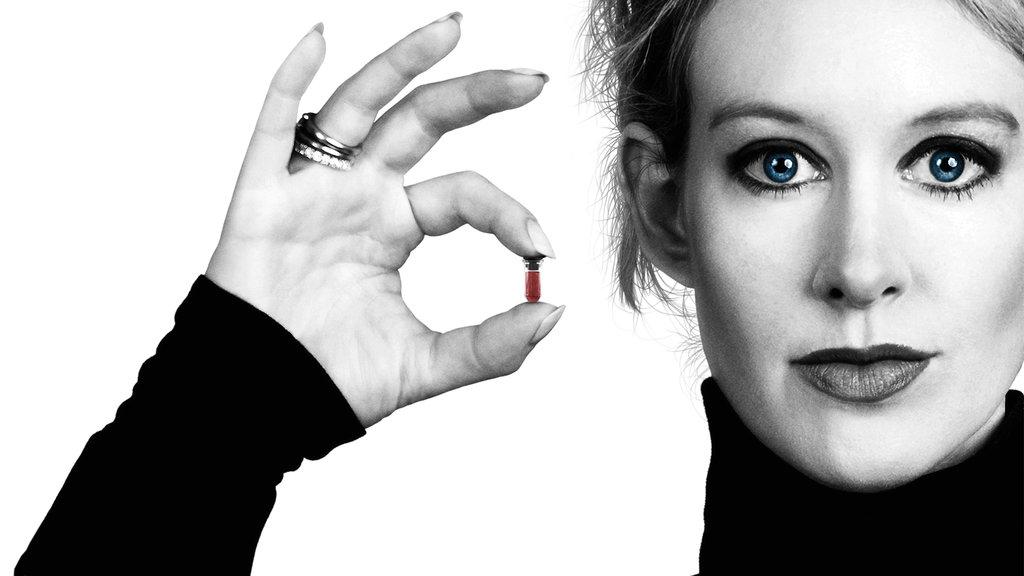 Wynalazczyni_Dolina Krzemowa w kropli krwi - dokument HBO
