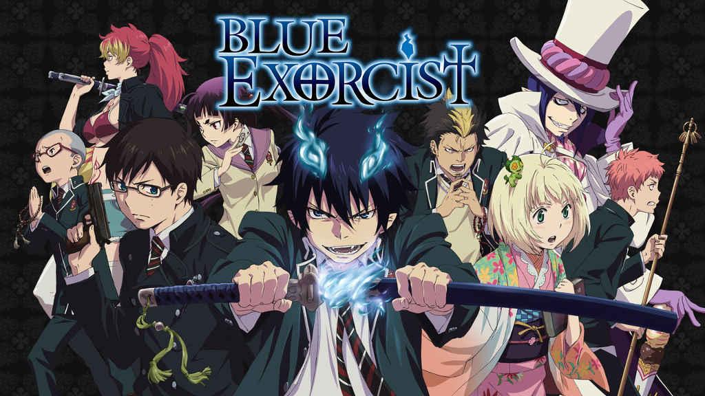 netflix Blue Exorcist S1