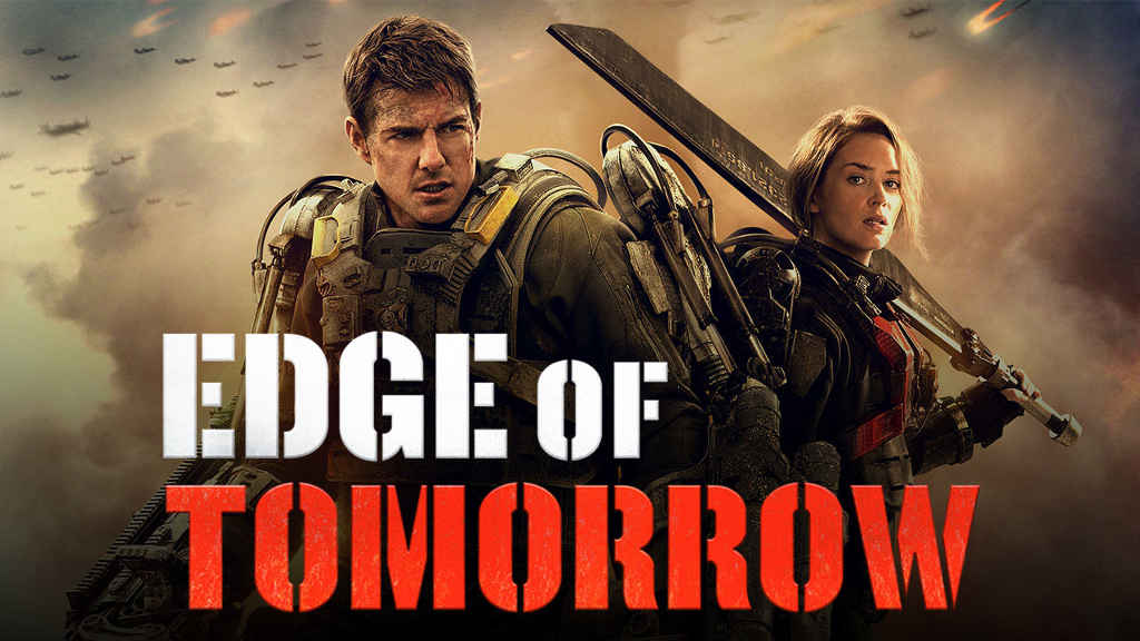 netflix Edge of Tomorrow