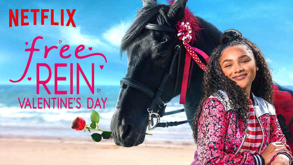 netflix Free Rein Valentines Day