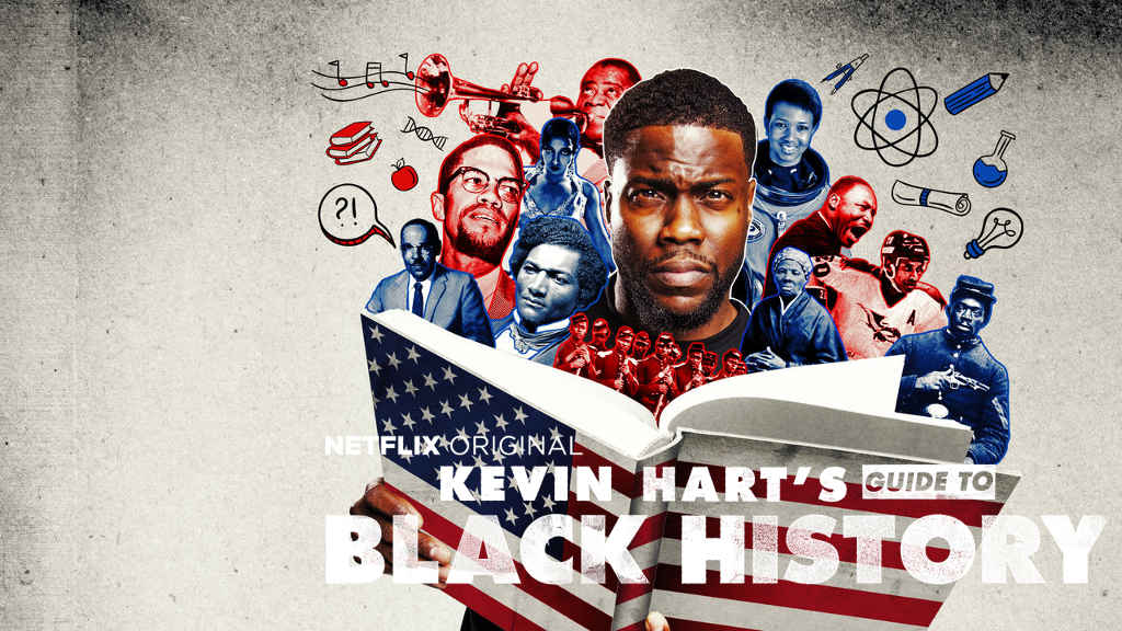 netflix Kevin Harts Guide to Black History