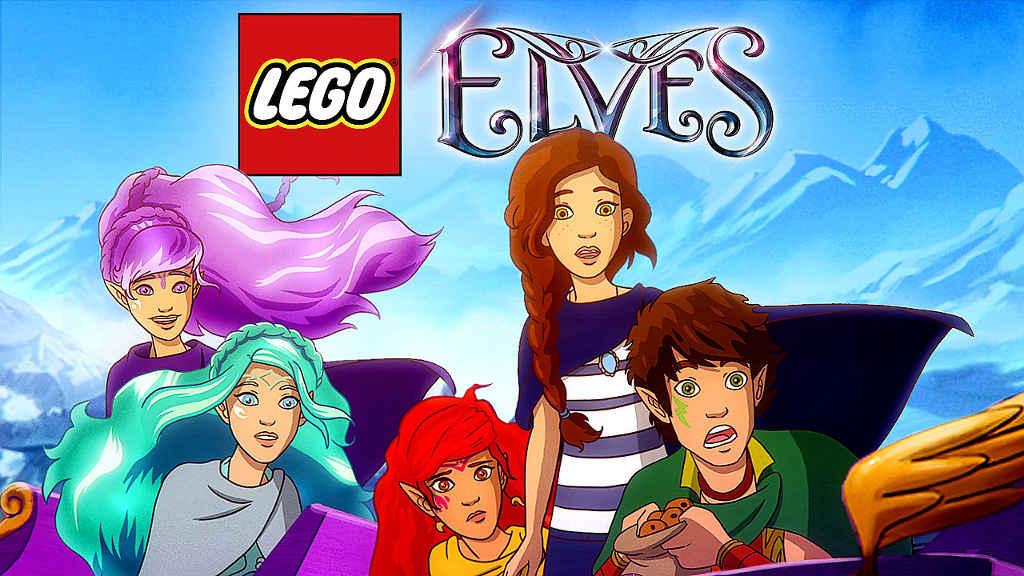 netflix LEGO Elves S1