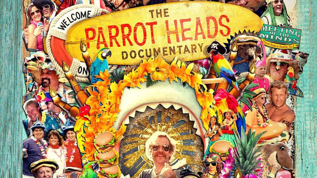 netflix Parrot Heads