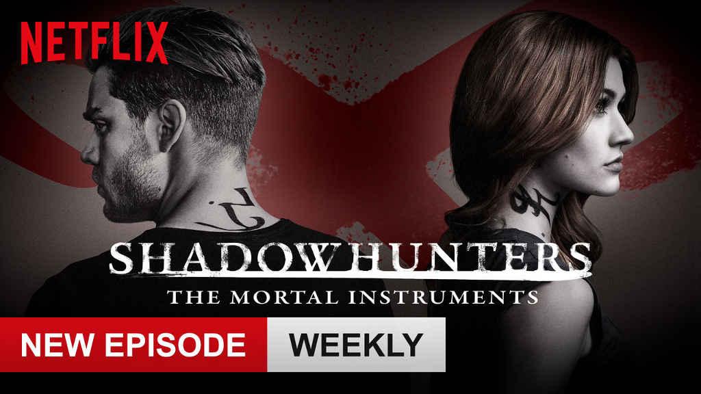 netflix Shadowhunters S3B