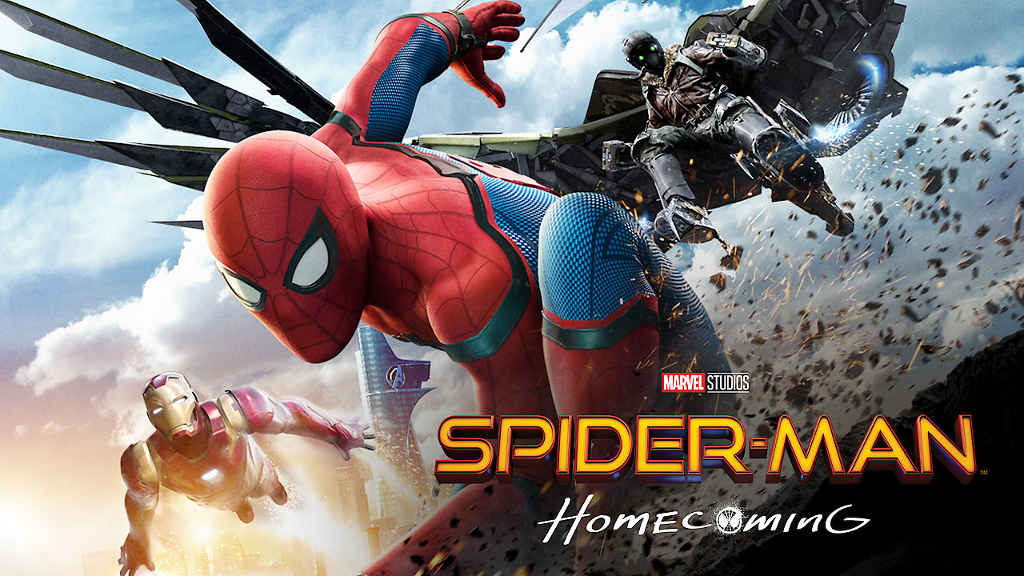 netflix Spider-Man HomecomingSpider-Man: Homecoming