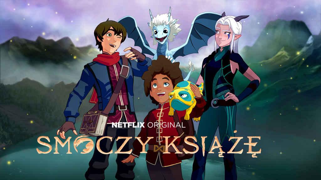 netflix The Dragon Prince S2