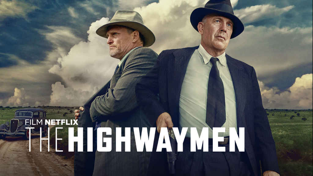 netflix The Highwaymen