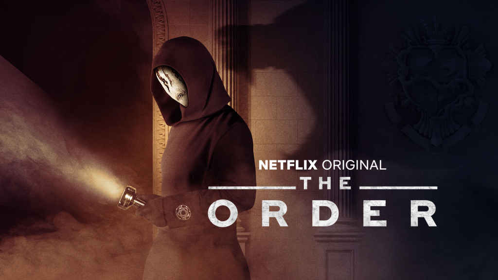 netflix The Order S1