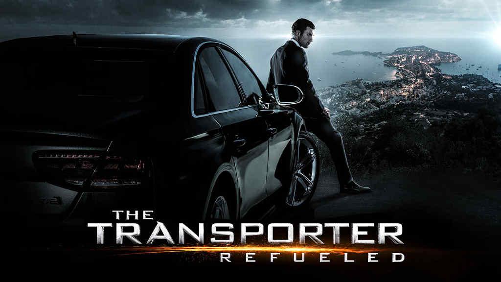 netflix The Transporter Refueled