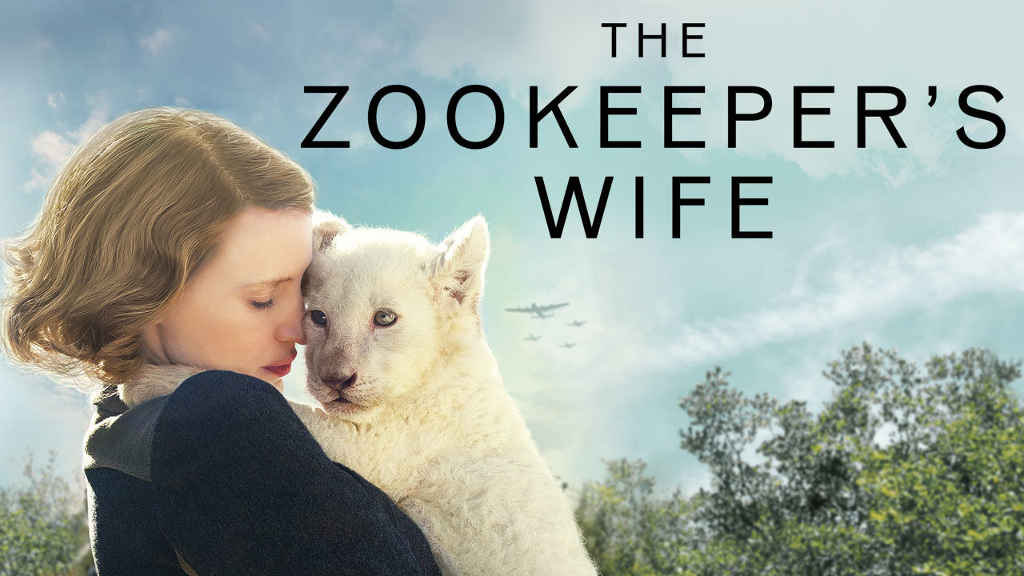 netflix The Zookeepers Wife