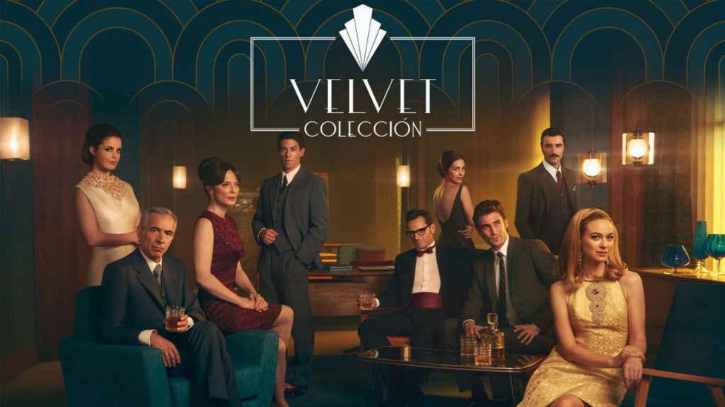 netflix Velvet Colección S1