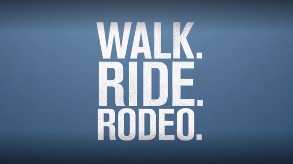 netflix Walk Ride Rodeo