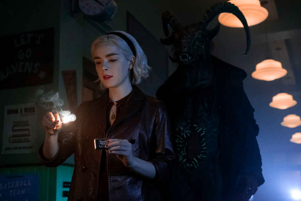 Netflix Chilling Adventures of Sabrina część 2