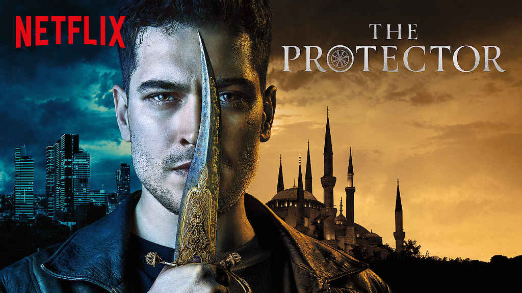 Netflix The Protector s1
