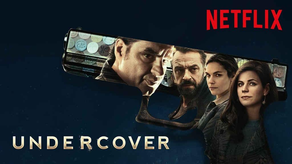 Netflix Undercover S1 trailer