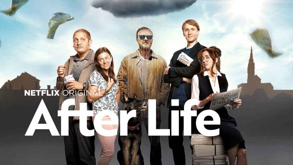 netflix After Life S1